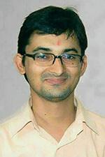 Dhananjay Kanjibhai Dhruv, PhD